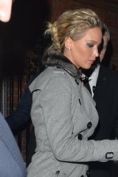 Jennifer Lawrence - Leaving Her Hotel in London 12/1/ 2016