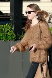 Jennifer Meyer - Shopping in Beverly Hills 12/20/ 2016