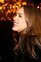 Jessica Alba - Laduree Store Opening at The Grove in LA 12/20/ 2016