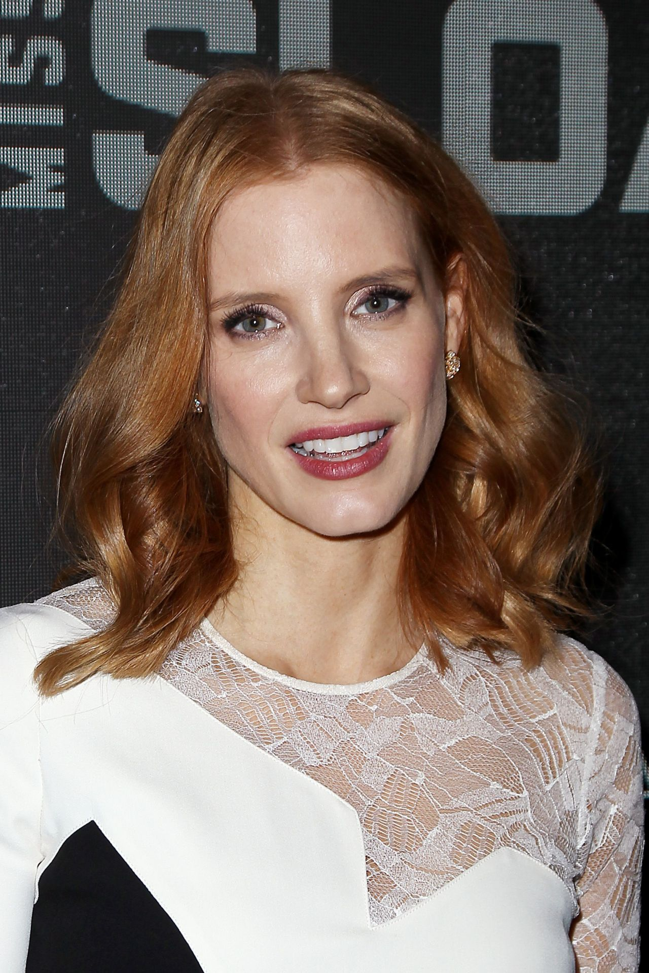 Jessica Chastain - 'Miss Sloane' Screening in New York City Jessica Chastain
