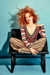 Jessica Chastain - The Edit Magazine - November 30, 2016 - Part II
