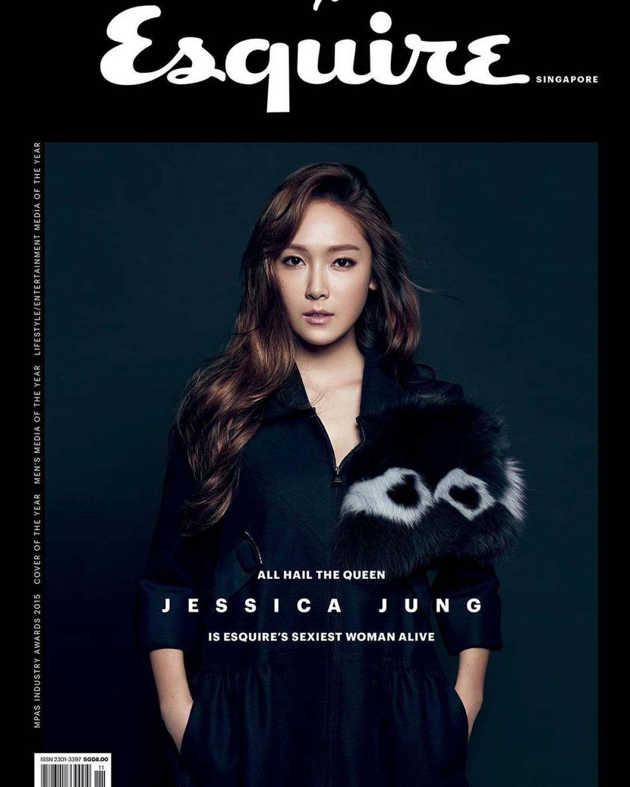Jessica Jung - Esquire Magazine Singapore - November 2016 ...