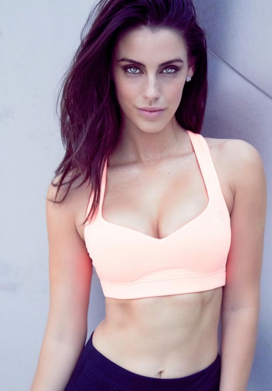 Jessica Lowndes - How To Still Look Stylish While Working Out