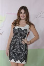 Jillian Murray – Too Faced's Sweet Peach Launch Party in West Hollywood 12/01/ 2016