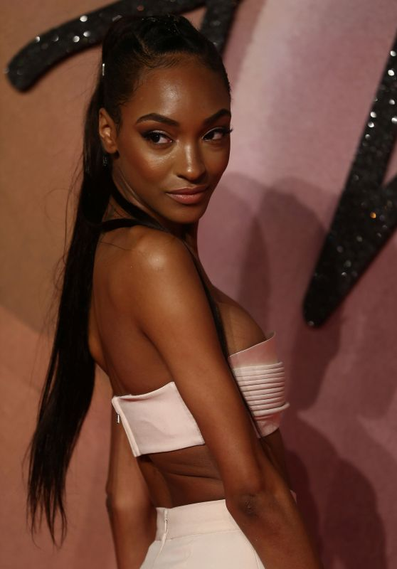Jourdan Dunn – The Fashion Awards 2016 in London, UK