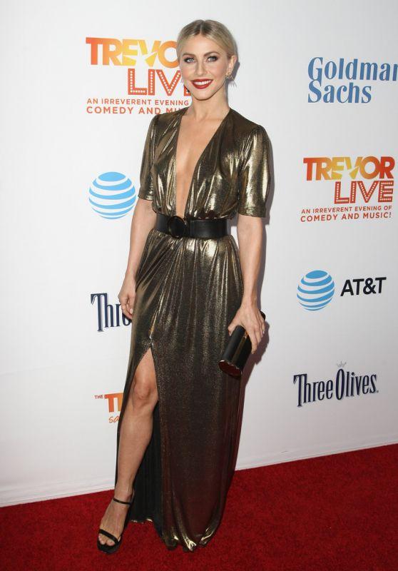 Julianne Hough – The Trevor Project 2016 TrevorLIVE LA 12/4/ 2016