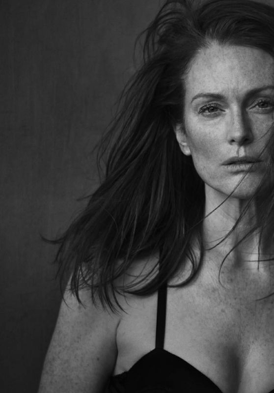 Julianne Moore - 2017 Pirelli Calendar Photos