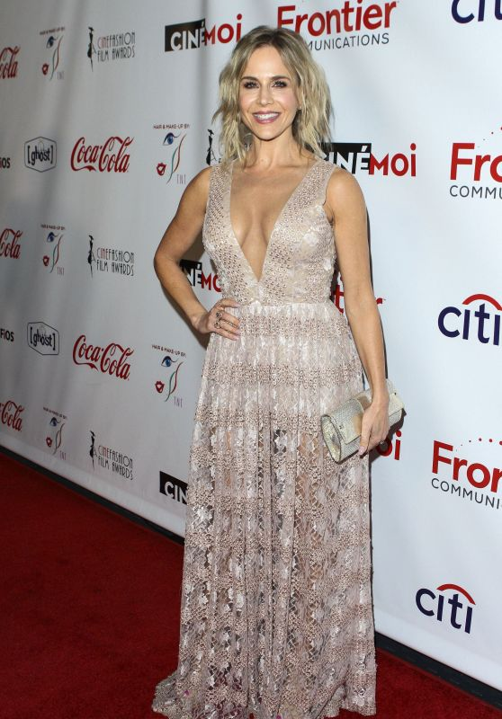 Julie Benz – Cinefashion Film Awards 2016 at Saban Theatre, California