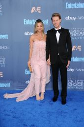 Kaley Cuoco – 2016 Critics' Choice Awards in Santa Monica 12/11/ 2016