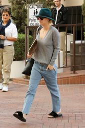 Kaley Cuoco at Neiman Marcus For Some Holiday Shopping in Beverly Hills 12/9/ 2016