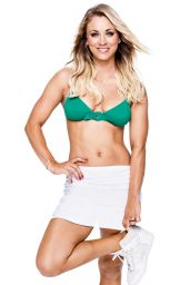 Kaley Cuoco - Photoshoot for Women