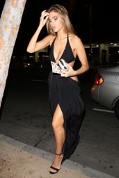 Kara Del Toro - Outside Leaving Delilah in West Hollywood 12/8/ 2016