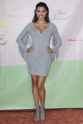Kara Royster – Too Faced's Sweet Peach Launch Party in West Hollywood 12/01/ 2016