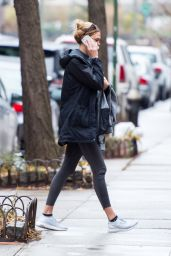 Karlie Kloss in the West Village, New York 12/18 /2016