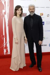 Kasia Smutniak - 2016 European Film Awards in Wroclaw, Poland
