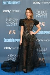 Kate Beckinsale – 2016 Critics' Choice Awards in Santa Monica 12/11/ 2016