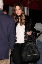 Kate Beckinsale - Arrived to Dinner at Craigs Restauarnt in West Hollywood, CA 12/21/ 2016