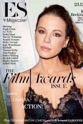 Kate Beckinsale - Evening Standard Magazine December 2016