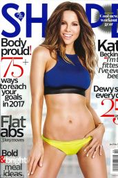 Kate Beckinsale - Shape Magazine January 2017 Cover