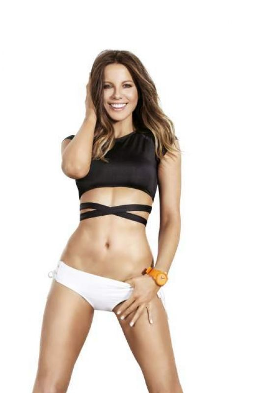 Kate Beckinsale - Shape Magazine January 2017 Cover and Photos