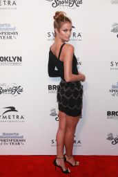 Kate Bock – Sports Illustrated Sportsperson of the Year 2016 in New York 12/12/ 2016