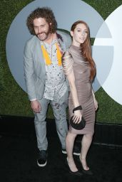 Kate Gorney and T.J. Miller – GQ Men of The Year Awards 2016 in West Hollywood
