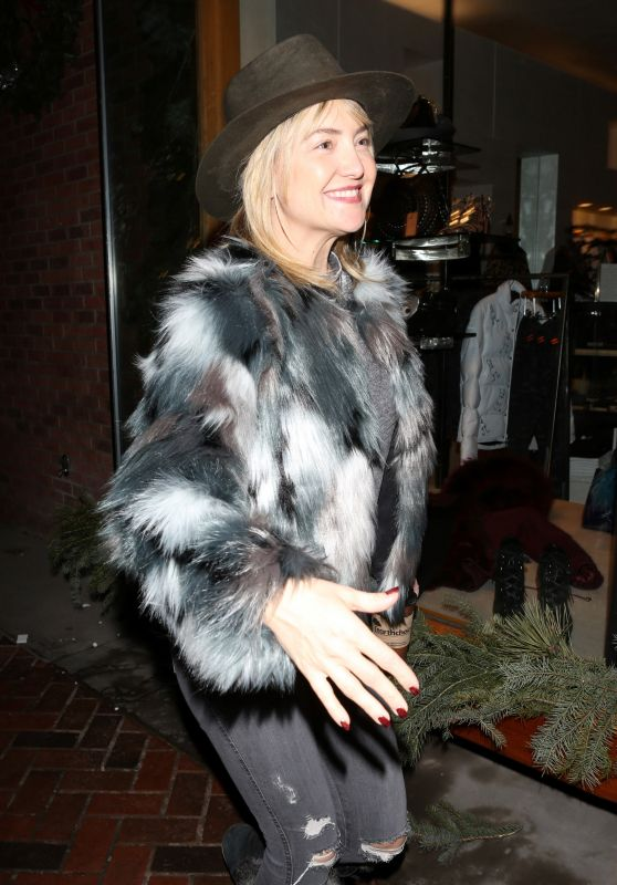 Kate Hudson at Aspen Women