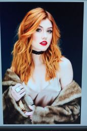 Katherine McNamara - Bellus Magazine December 2016 Photoshoot