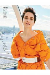 Katherine Waterston - InStyle Magazine USA December 2016 Issue