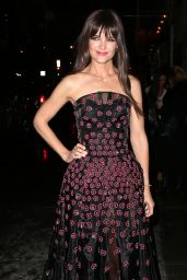 Katie Holmes - The Cinema Society & Ruffino Host A Screening Of