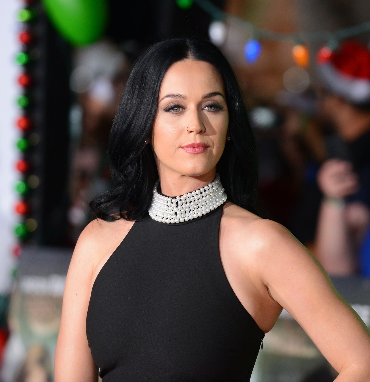 Katy Perry - \'Office Christmas Party\' Premiere at Regency Village ...