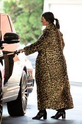 Kendall Jenner at a Gas Station in Beverly Hills 12/7/ 2016