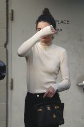 Kendall Jenner Casual Style - Leaving Joan