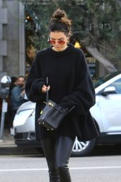 Kendall Jenner - Shopping in Beverly Hills 12/22/ 2016