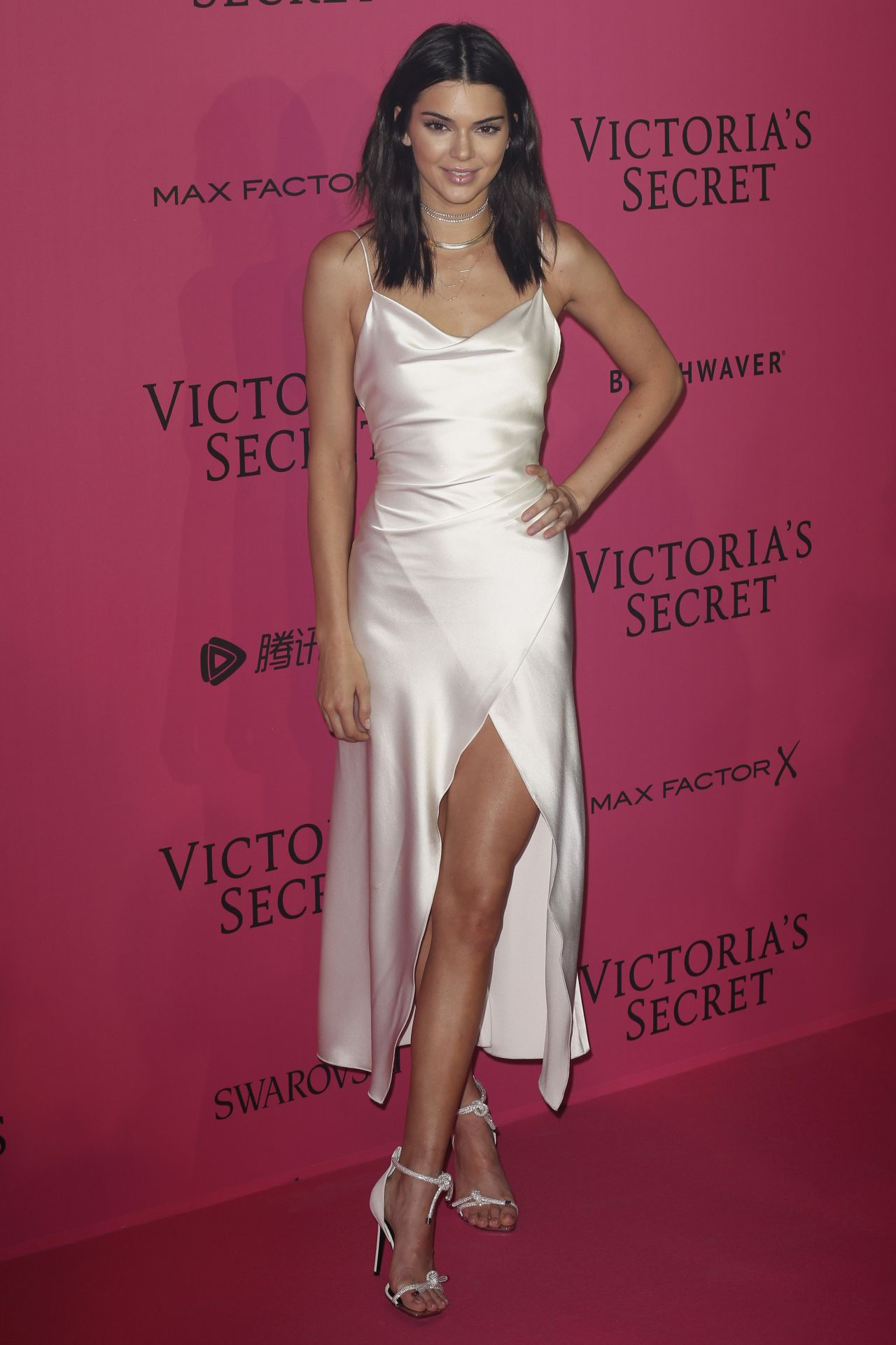 Is Kendall Jenner In Victoria Secret Fashion Show