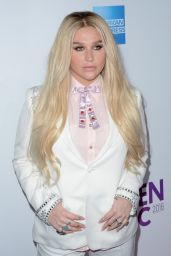 Kesha – Billboard Women in Music Event in New York 12/9/ 2016