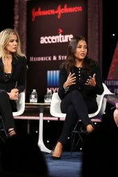 Khloe Kardashian - Liberty and Demin For All Panel in LA, November 2016