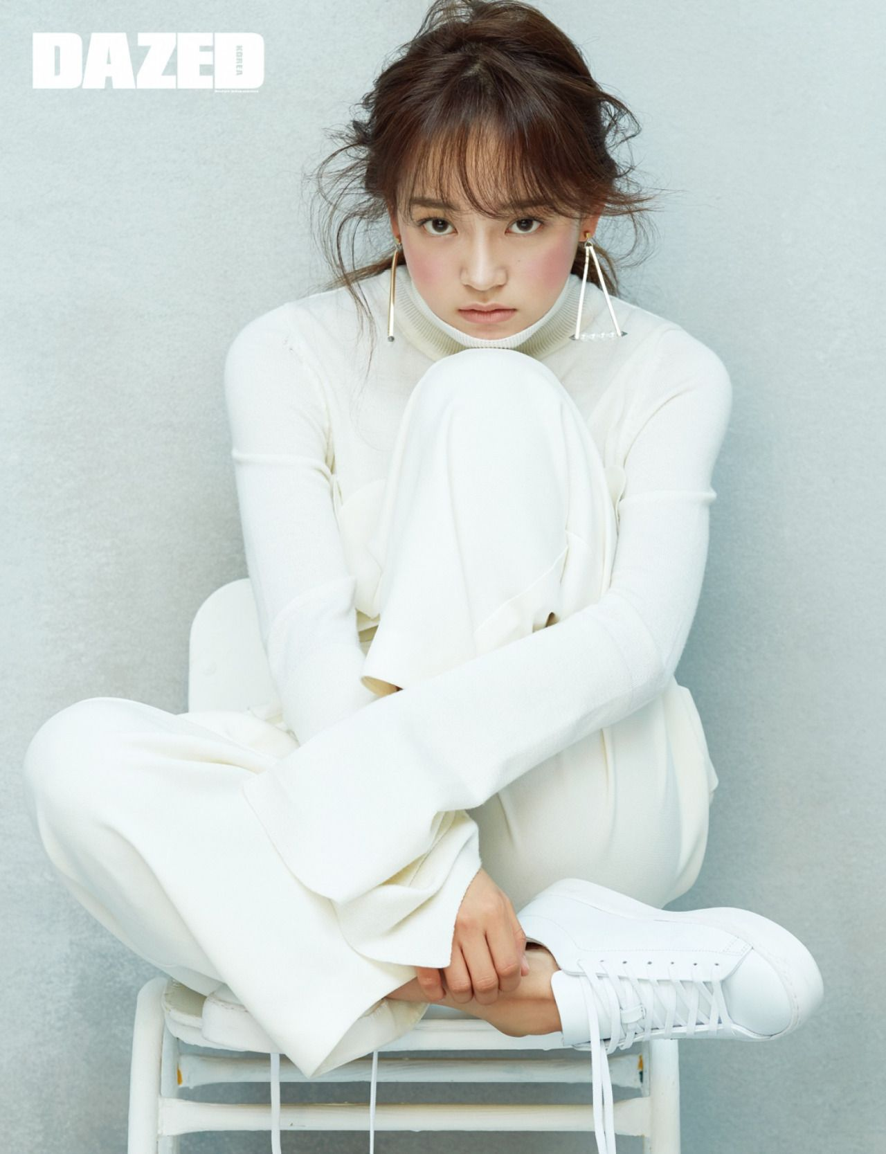 Kim Sejeong Dazed Amp Confused Magazine December Issue 16