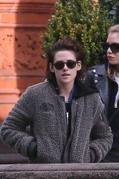 """Kristen Stewart - """"Untitled Lizzie Borden Project"""" Set in Savannah, December 2016"""