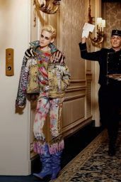 Kristen Stewart - Vogue Magazine France - December 2016 Issue