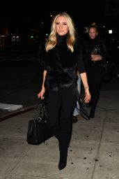 Kristin Cavallari - Dines at Catch LA in Los Angeles 12/12/ 2016