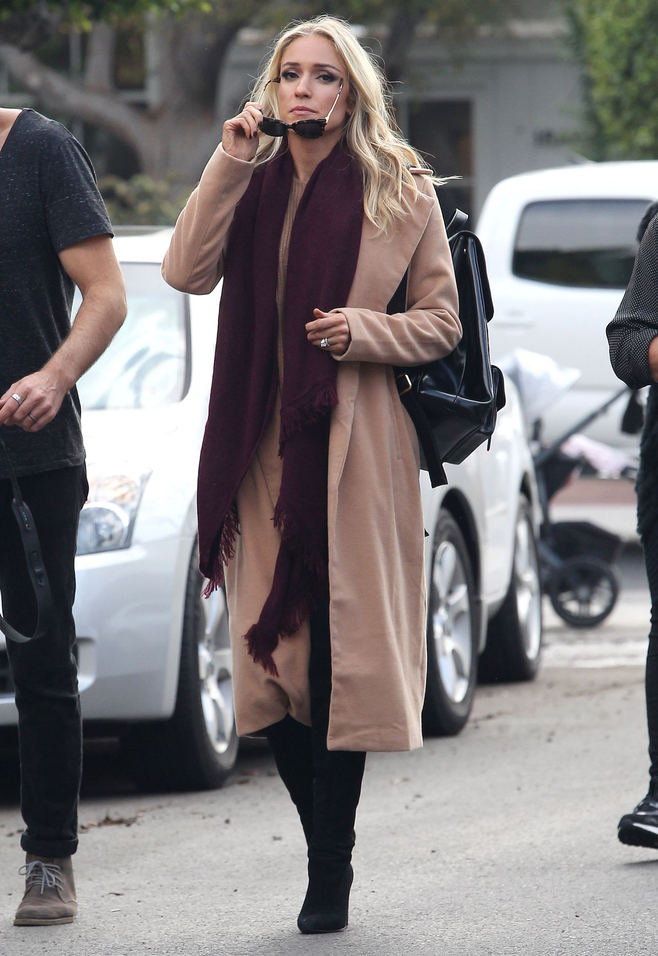 Kristin Cavallari Style Out In Hollywood December 2016