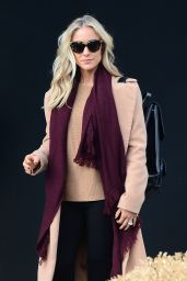 Kristin Cavallari Style - Out in Hollywood, December 2016