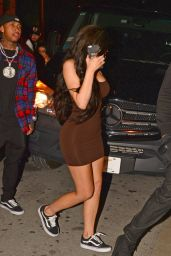 Kylie Jenner - Goes to Club E11EVEN in Miami, December 2016