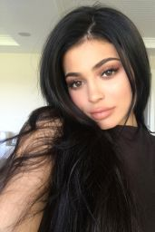 Kylie Jenner - Social Media Pics, November 2016