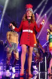 Kylie Minogue - Performs at the Royal Albert Hall in London 12/9/ 2016