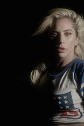 Lady Gaga - Madison + Vine Photoshoot for NFL 2016