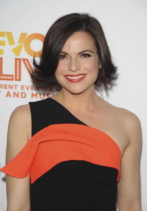 Lana Parrilla – TrevorLIVE Fundraiser 2016 in Los Angeles