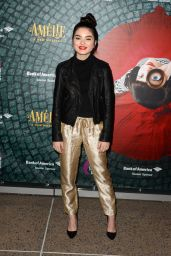 Landry Bender – Amelie, A New Musical Opening in Los Angeles, December 2016