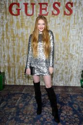 Larsen Thompson - GUESS Glitz and Glam Holiday Event in Los Angeles 12/13/ 2016